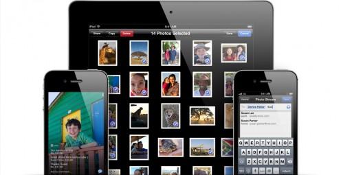 ioS 6 Shared PhotoStream
