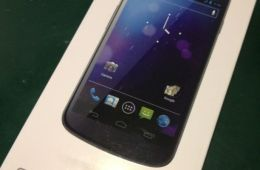 Galaxy Nexus Jelly Bean