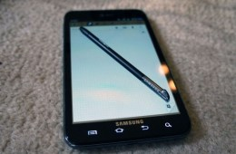 Is the T-Mobile Galaxy Note launching soon? It looks like it might be.