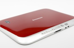 Lenovo has made vanilla ICS available to IdeaPad K1 owners.