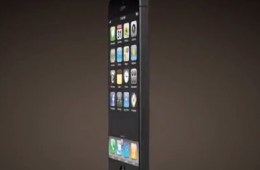 iPhone 5 vs Galaxy S III 3D render HERO