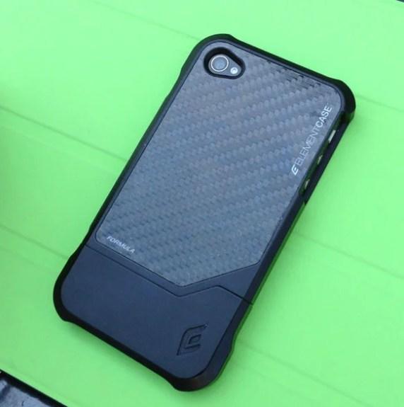 Element iPhone Formula 4 Case