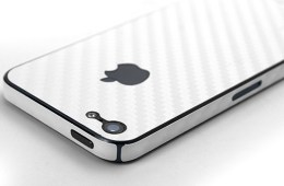 iPhone 5 carbon fiber Skin