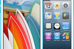 iPod Touch Display
