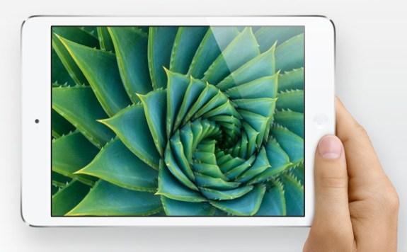 iPad Mini display size