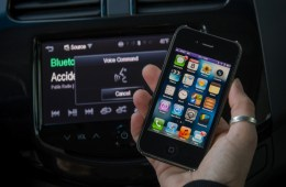 Chevy Siri Eyes Free Spark
