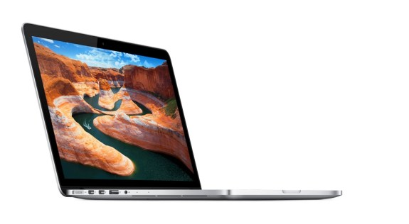 MacBook Pro Retina Display Black Friday 2012