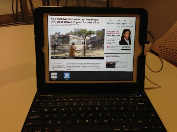Can the Ipad 2 replace a laptop?