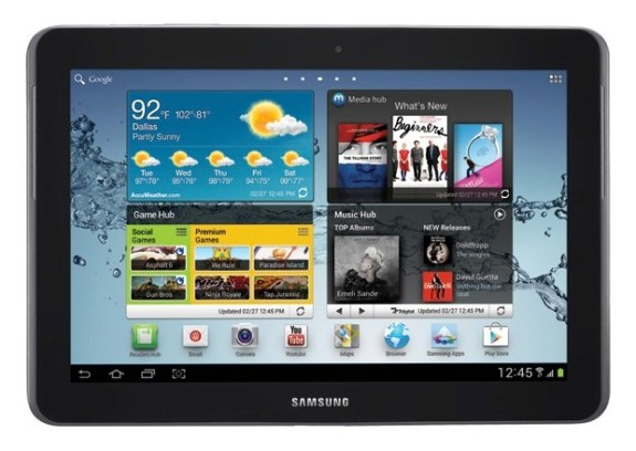 Samsung Tablet Black Friday 2012 Deals