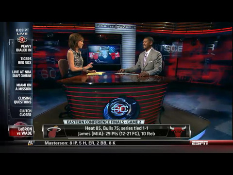Watch ESPN ipad app