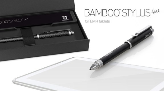 Bamboo Stylus Feel carbon
