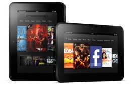 Kindle Fire HD flaws