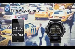 Video thumbnail for youtube video Casio G-Shock iPhone Smartwatch Now Available