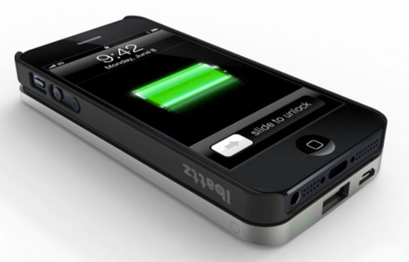 iBattz Mojo Hi5 iPhone 5 battery case