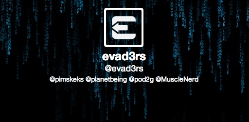 iOS 6 jailbreak team evad3rs
