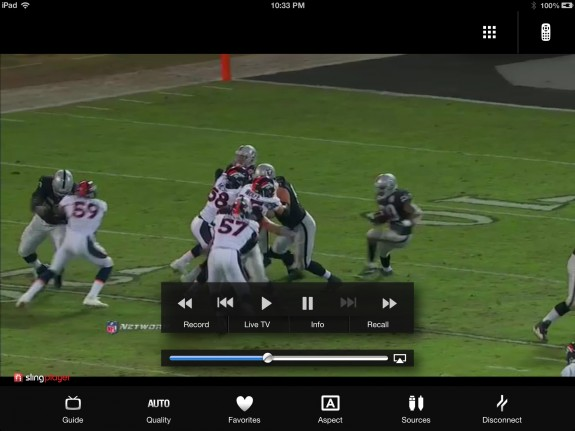 Watch Super Bowl 2013 Slingplayer