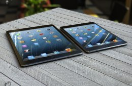 iPad 5 vs. iPad mini