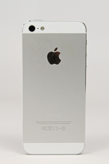 The iPhone 5S is said to feature a familiar design.