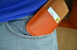 DODOcase Nexus 4 wallet - 5