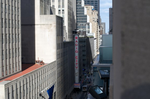 Samsung will unveil the Galaxy S4 at Radio City Music Hall later today.