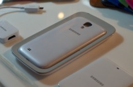 The Galaxy S4 will feature wireless charging, thanks to accessories.