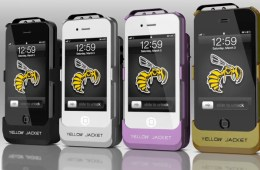 Yellow_Jacket_iPhone_4_case