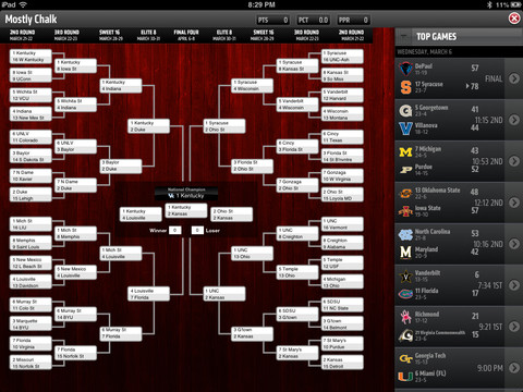 espn bracketbound app