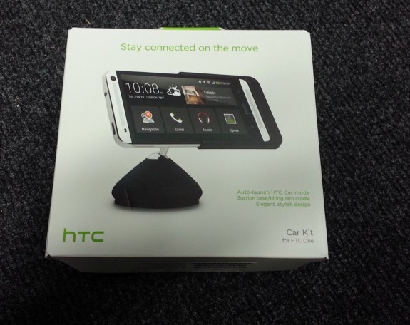 Clove UK has three HTC One accessories available early.