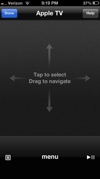 iPhone Remote Screen