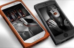 V-MODA Metallo iPhone 5 Galaxy S3