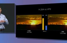 google io vp9 comparison