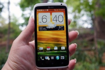 The AT&T HTC One X should get Android 4.2, not Android 4.3.