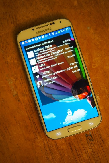 Best Buy plans to fill many Sprint Galaxy S4 pre-orders by Friday.