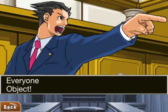 Phoenix Wright- Ace Attorney Trilogy HD