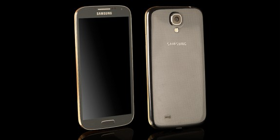 This Samsung Galaxy S4 costs $2200.