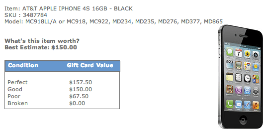 Best Buy's free iPhone 5 deal is back for iPhone 4 and iPhone 5 upgraders.
