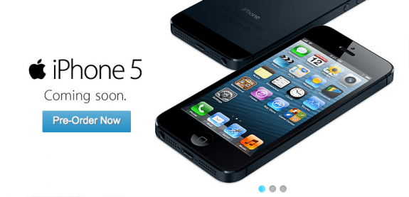 Expect all sorts of iPhone 5S release issues.