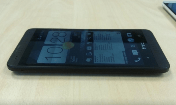 This is said to be the HTC One Mini.