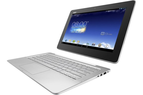 The Asus Transformer Book Trio