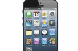 The iPhone 5S is expected to replace the iPhone 5 as the company's flagship.