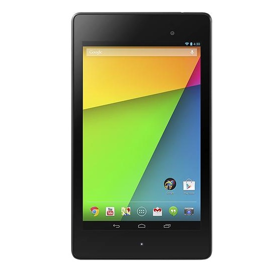 The new Nexus 7 will be coming to shelves next week.