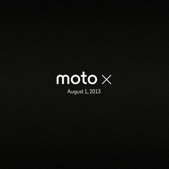 The Moto X arrives, in the flesh, tomorrow.