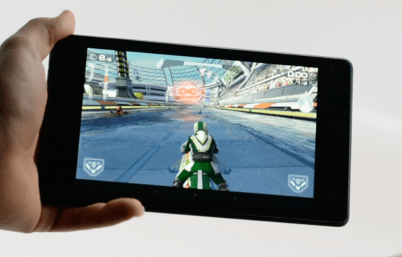 Expect better looking games with Android 4.3 on the market.