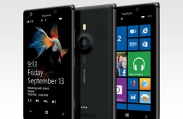 The AT&T version of the Nokia Lumia 925.