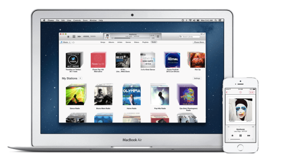 Future iOS 7 users will need to get the latest version of iTunes.