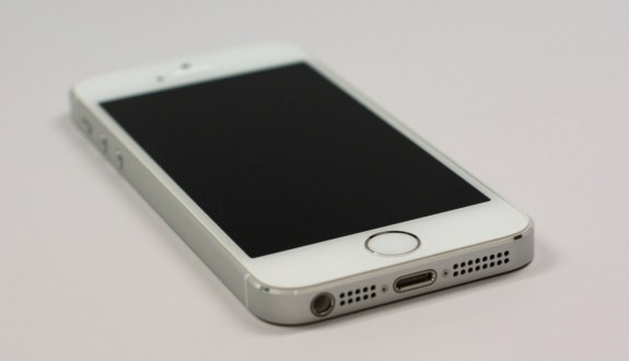 The iPhone 5S arrived today. It will likely be replaced by an iPhone 6 next year.