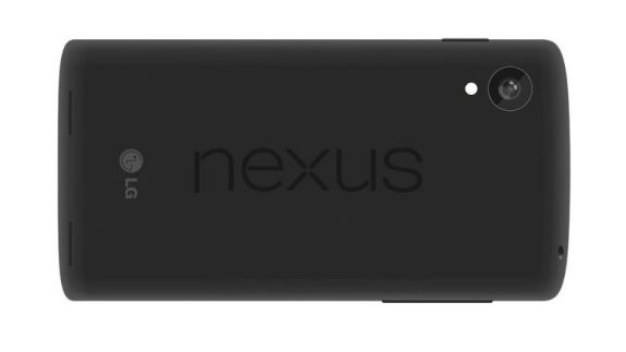 This render offers a detailed look what what could possibly be the Nexus 5.