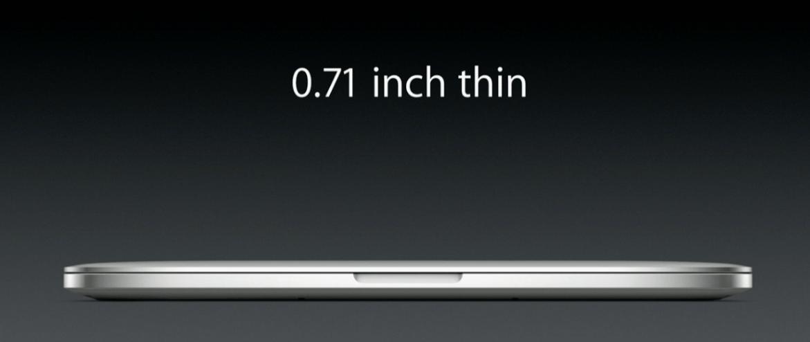 New MacBook Pro Retina Release Date Announced with Price Cut