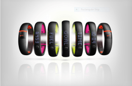 The new Fuelband SE