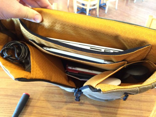 staad backpack inside
